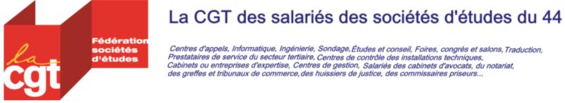 La CGT des salariés des sociétés d'études du 44